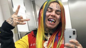 Tekashi 6ix9ine Held In Dangerous Prison Despite Death Threats