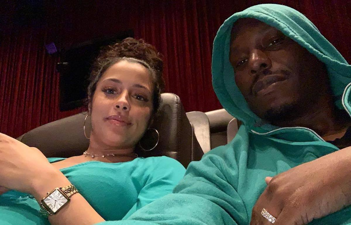 Tyrese and Samantha