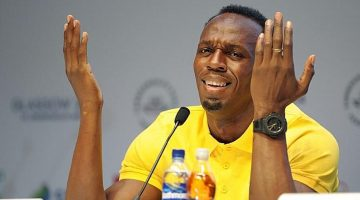 Usain Bolt Cries Foul Amidst Ridiculous Random Drug Test