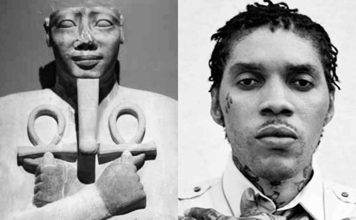 Vybz Kartel Album Exiled Pharoah