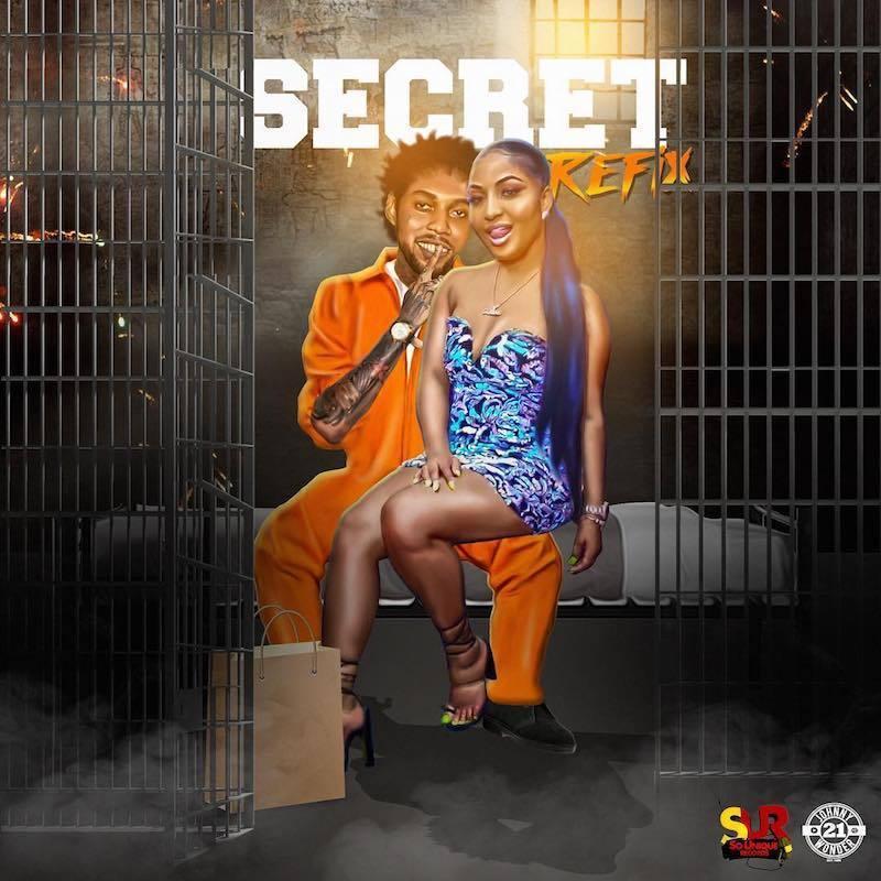 "Vybz Kartel and Shenseea Drops ""Secret"" Collab | Listen - Urban Islandz"