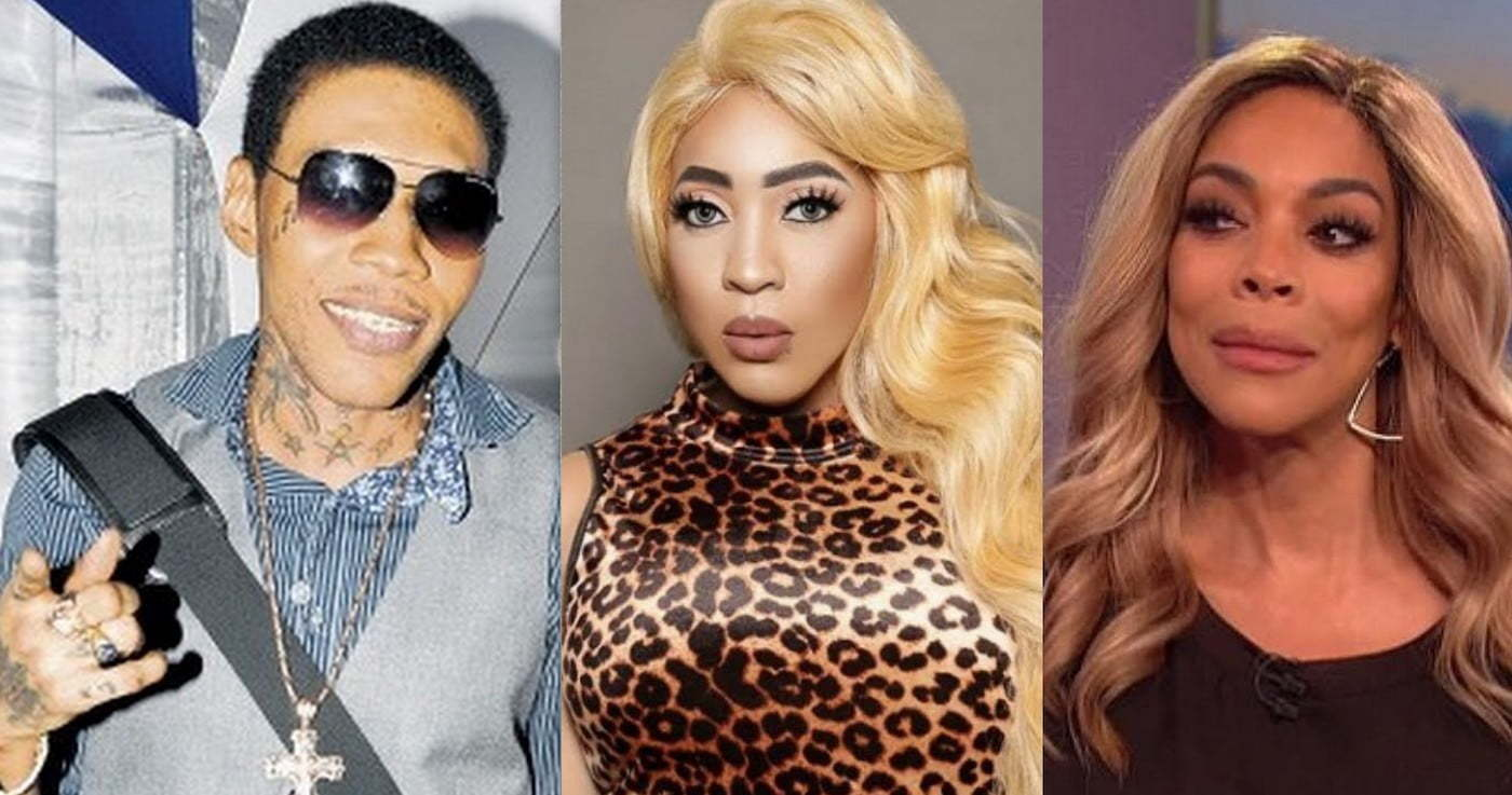 Vybz Kartel Spice Wendy Williams