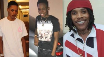 Vybz Kartel Cosign His Teenage Son Bleaching Amidst Criticism