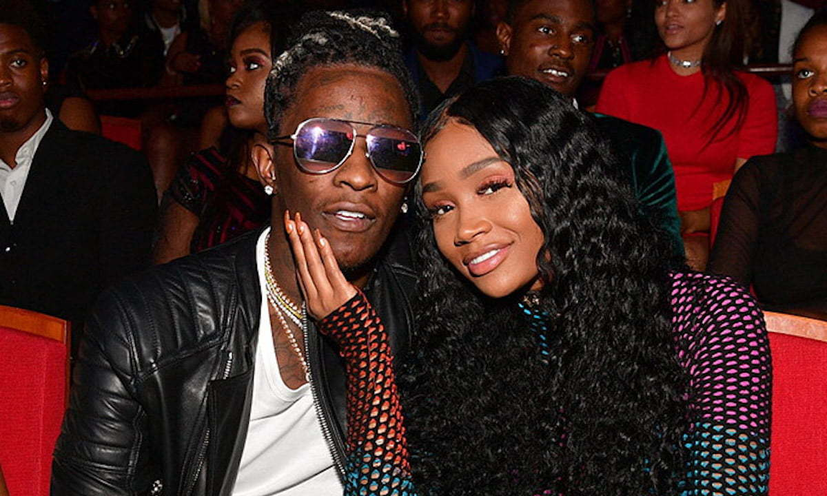 Young Thug and Jerrika