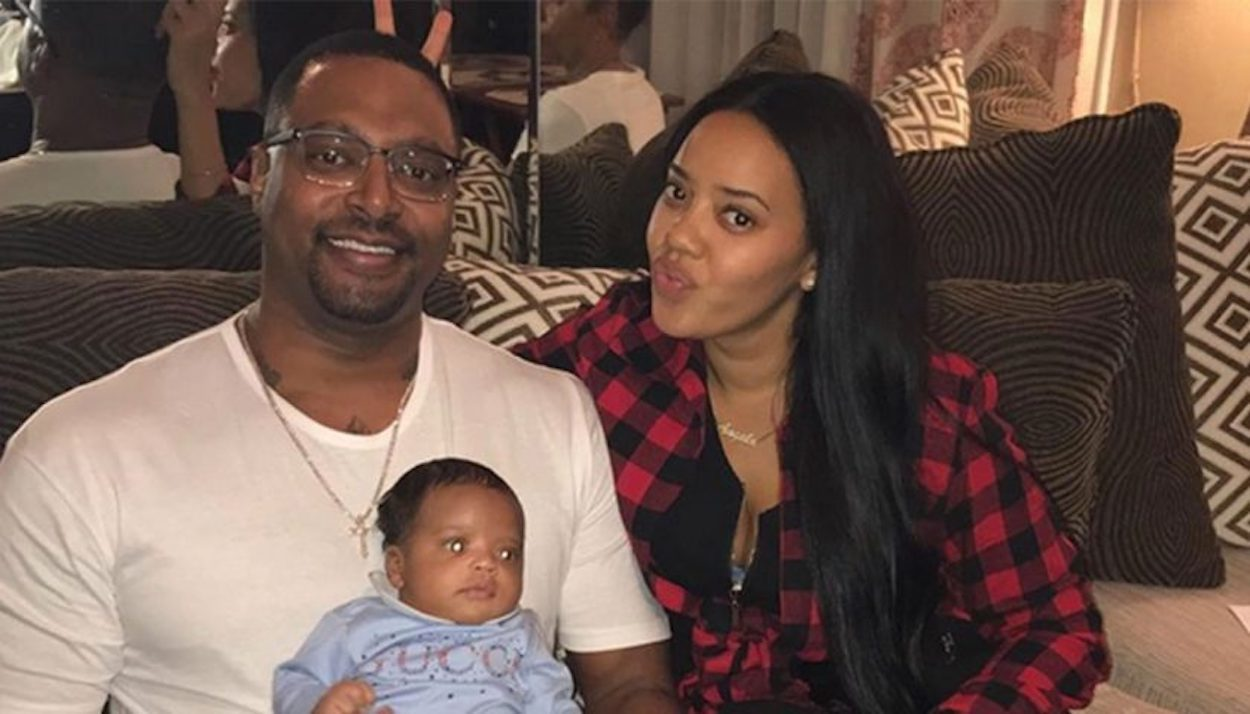 Angela Simmons' Baby Daddy Murdered in Driveway and She is Destroyed