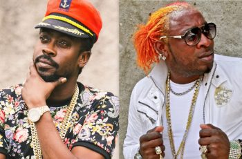 Beenie Man and Elephant Man