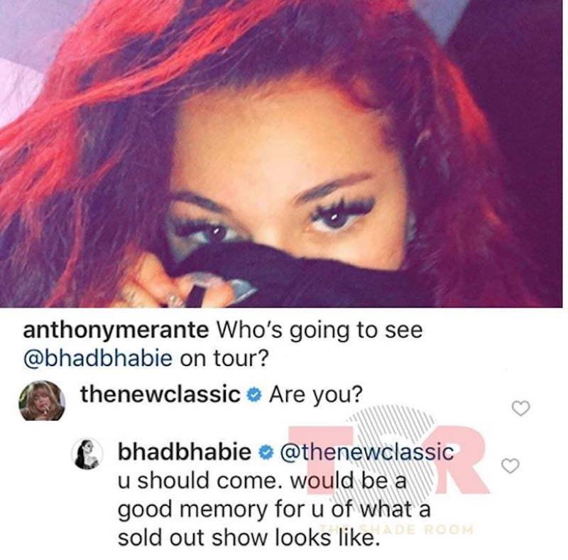 Are Iggy Azalea and Bhad Bhabie Beefing? Two Rappers Butt Heads - Urban Islandz