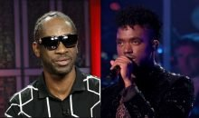 Bounty Killer and Dalton Harris