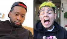 DJ Akademiks and Tekashi69