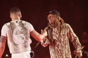 Drake and Lil Wayne tour