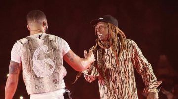 Drake Brings Out Lil Wayne, DJ Khaled & Bad Bunny At Miami Show