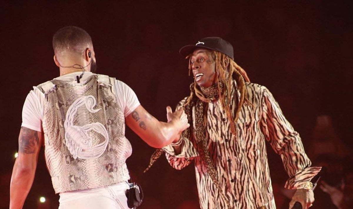Drake and Lil Wayne tour