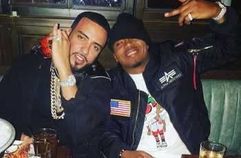 French Montana and Nas