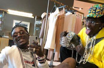Lil Uzi Vert and Young Thug