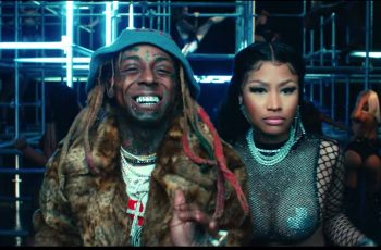 Lil Wayne Nicki Minaj Good Form