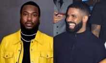 Meek Mill and Drake pic