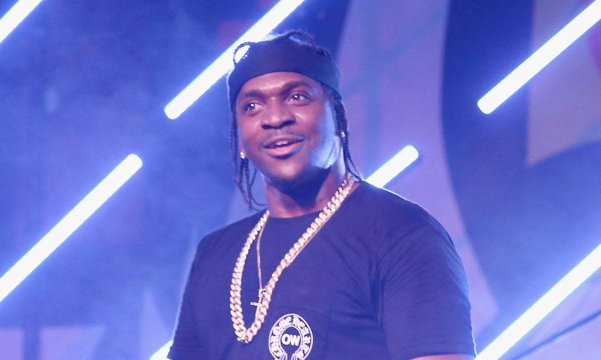 Pusha T Confirms He Was Untouched During Melee in Toronto