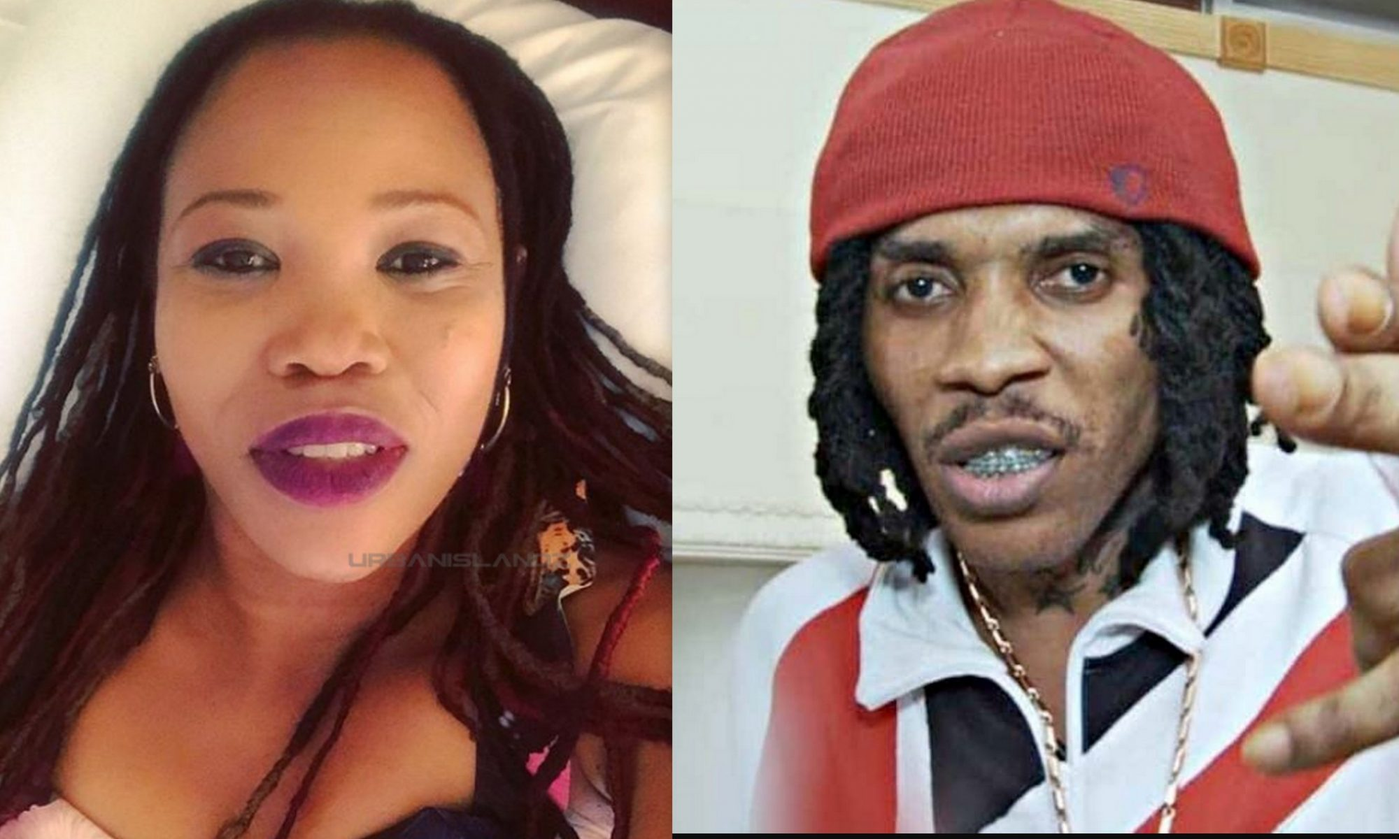 Queen Ifrica and Vybz Kartel beef