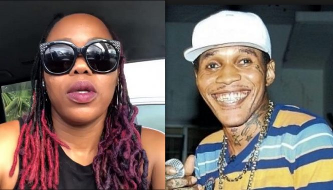 Queen Ifrica and Vybz Kartel