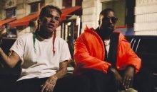 Tekashi 6ix9ine and Kanye West