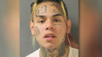 Tekashi 6ix9ine Got Jumped By Rival Gang In Jail Reports