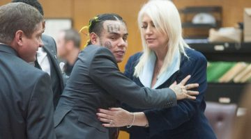 Tekashi 6ix9ine Had Another Devastating Day In Court More Bad News