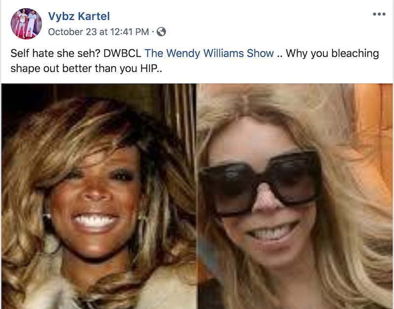 Vybz Kartel Went HAM On Wendy Williams Calls Her Out For