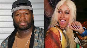50 Cent Tells Cardi B To Go Home To Offset Forget His Cheating