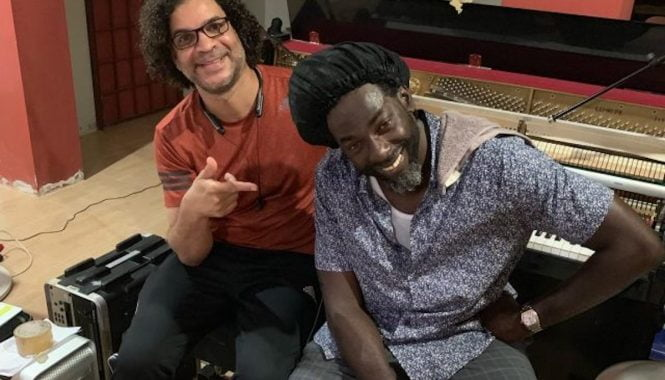 Buju Banton and Lenky