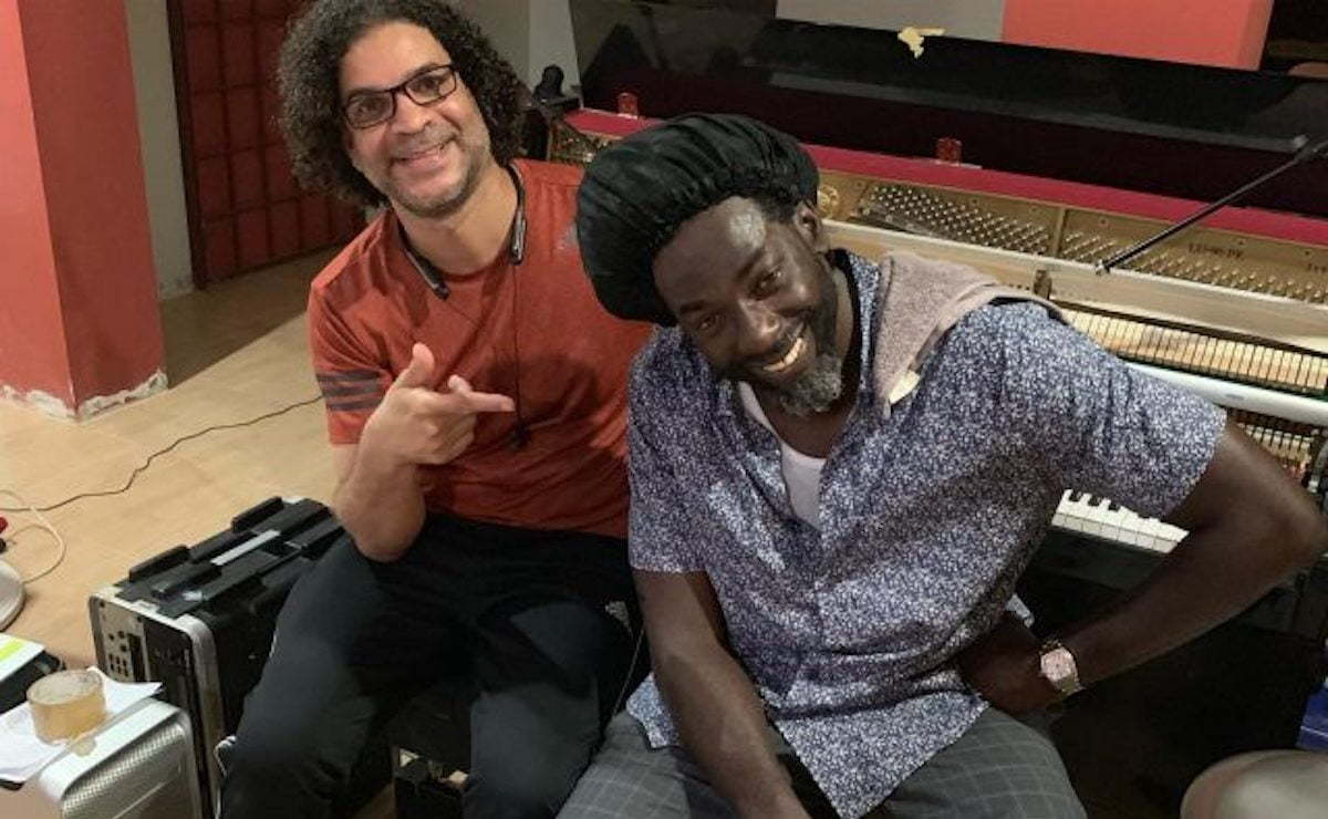 Buju Banton and Lenky