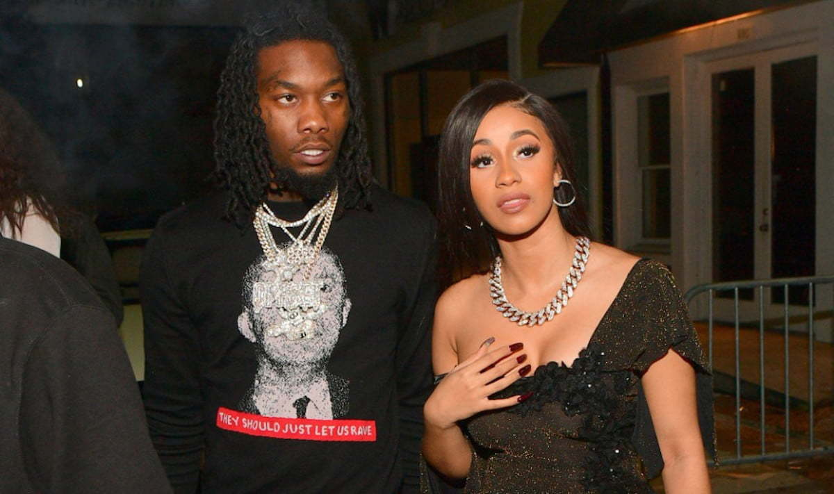 Cardi B and Offset breakup