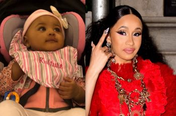 Cardi B daughter Kulture