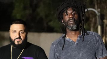 DJ Khaled and Buju Banton Working On New Music In Jamaica