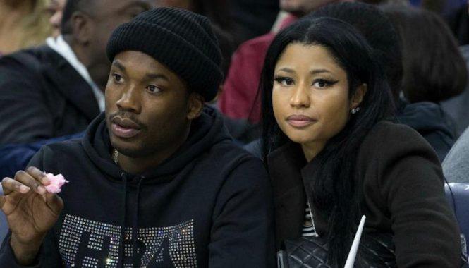 Meek Mill and Nicki Minaj