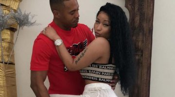 Nicki Minaj Addresses New Boyfriend Kenneth Petty Being A Sex Offender