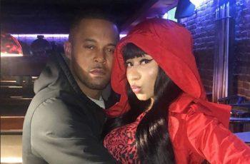 Nicki Minaj new man