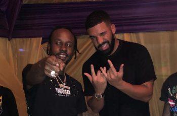 Popcaan and Drake Jamaica