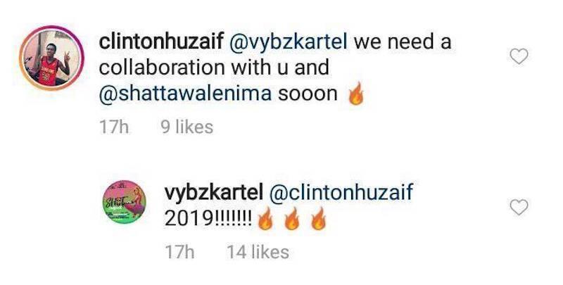 Vybz Kartel and Shotta Wale Collaboration Coming Soon - Urban Islandz