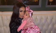 Alexis Skyy baby Alaiya