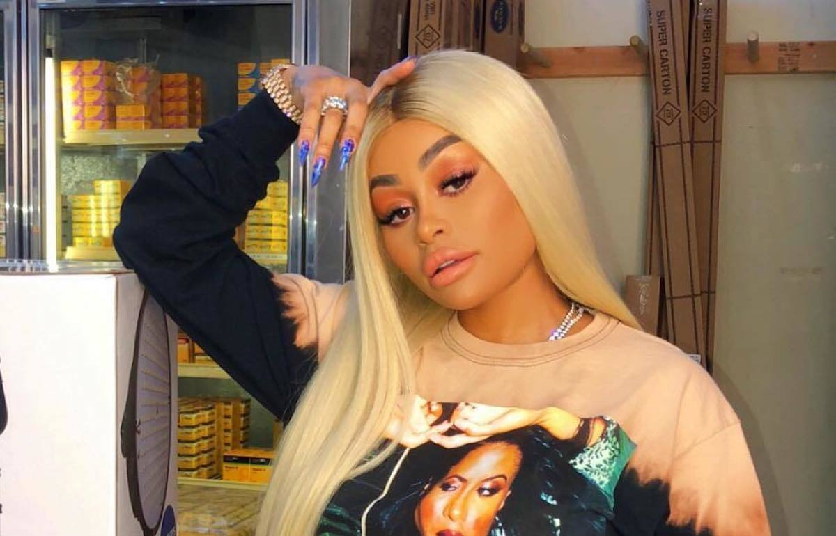 2019 Blac Chyna naked (21 photos), Topless, Paparazzi, Twitter, braless 2019