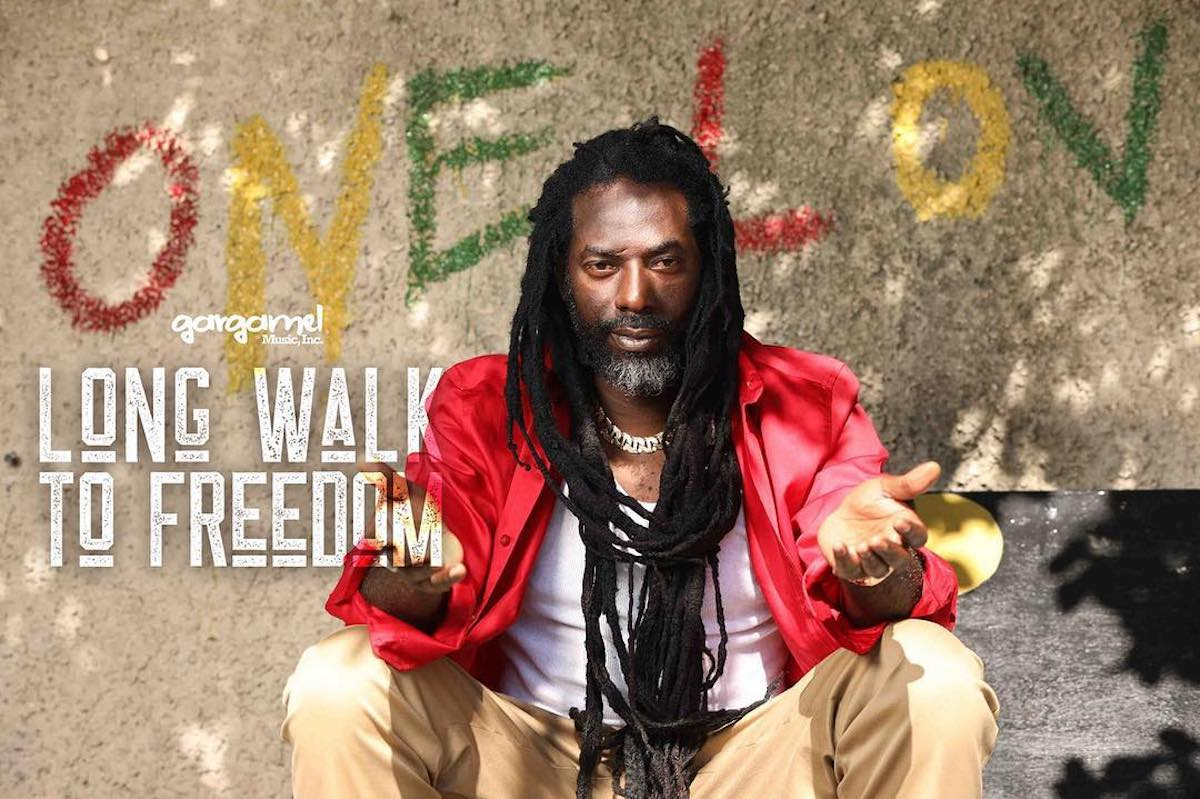 Buju Banton Freedom tour