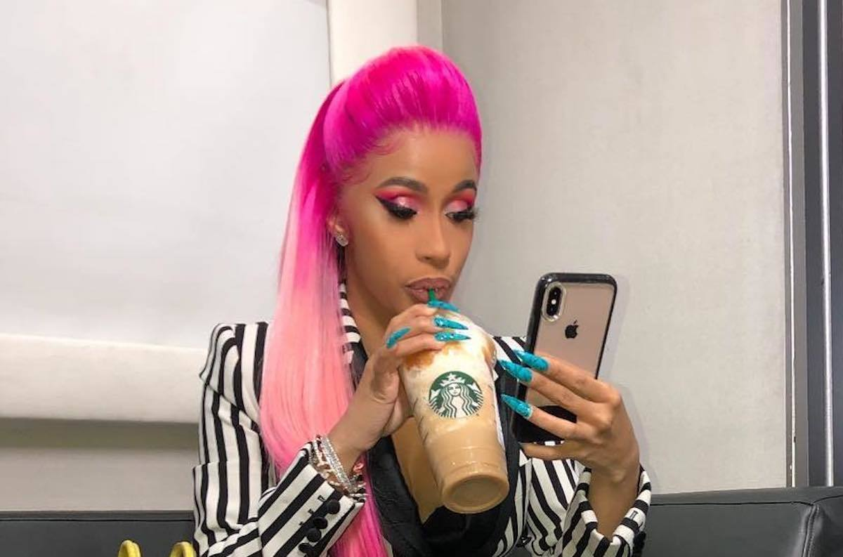 This Dedicated Cardi B Fan Made Their Love Very Permanent: Cardi B Responds To Fans Who Call Her Clueless For