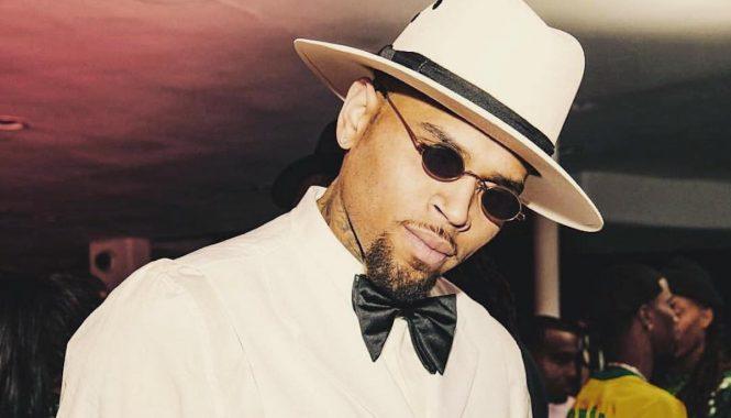Chris Brown IG