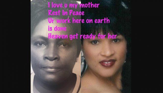 Dancehall Queen Carlene mother Ivy Isaacs