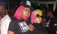 Macka Diamond and Danielle D.I.