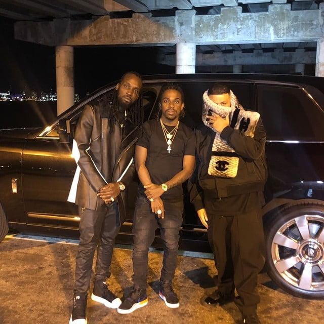 "Mavado, Buju Banton & Sizzla Link Up On DJ Khaled's ""Holy Mountain"" - Urban Islandz"