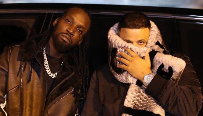 Mavado and DJ Khaled