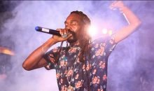 Munga Honorable live
