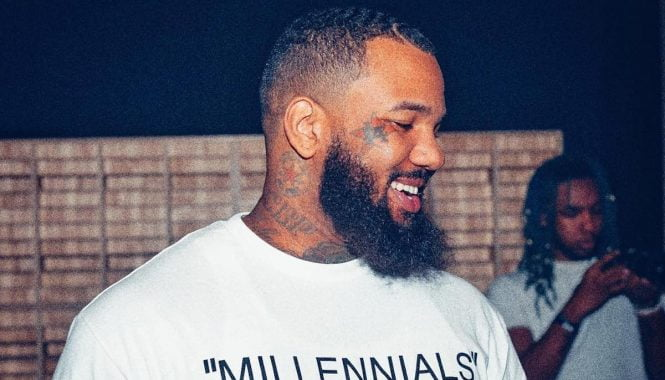 The Game rap