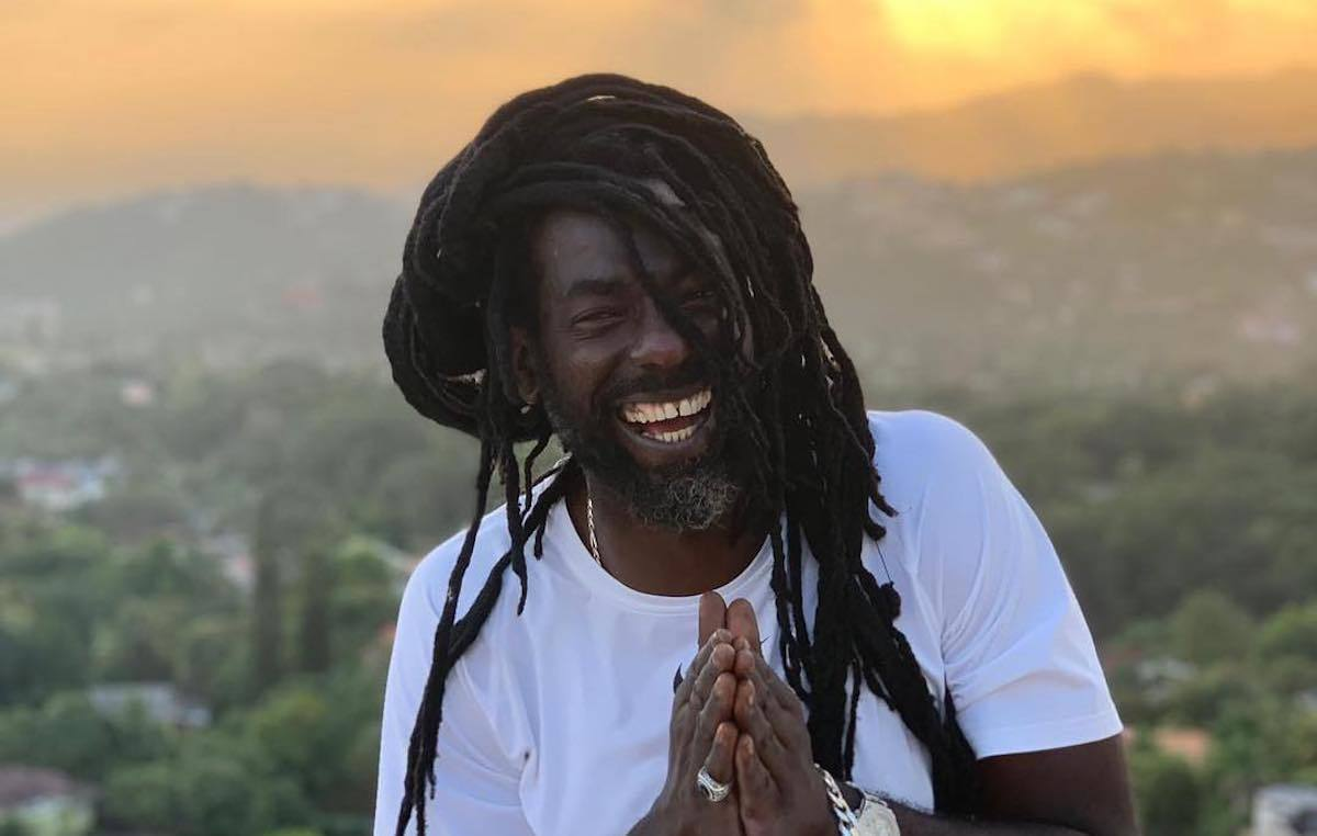 Buju Banton new photo
